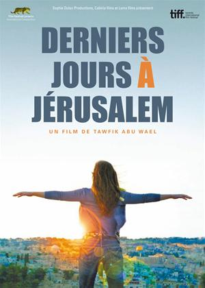 Rent Last Days in Jerusalem (aka Tanathur) Online DVD Rental