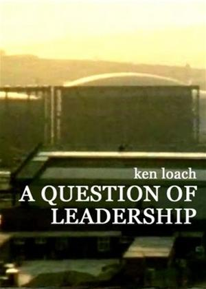 Rent A Question of Leadership Online DVD Rental