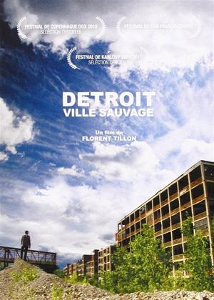 Rent Detroit Wild City (aka Detroit, ville sauvage) Online DVD Rental