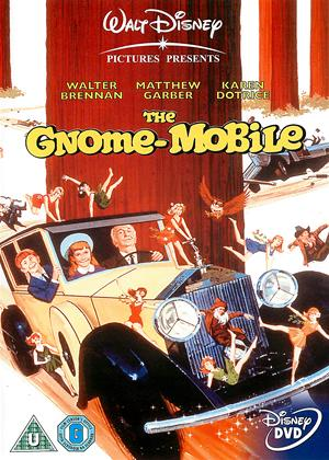 Rent The Gnome-Mobile Online DVD Rental