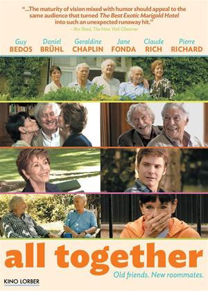 Rent All Together (aka Et si on vivait tous ensemble?) Online DVD Rental