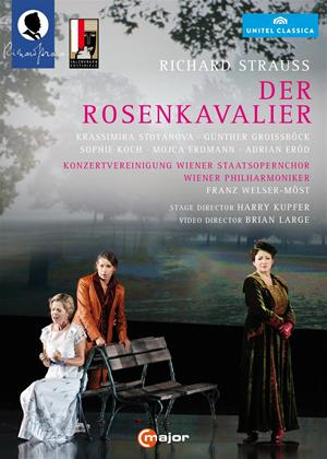 Rent Der Rosenkavalier: Salzburg Festival (Welser-Möst) Online DVD Rental