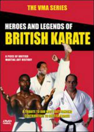 Rent Heroes and Legends of British Karate Online DVD Rental
