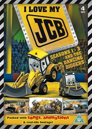 Rent I Love My JCB: Collection Online DVD Rental