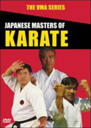 Rent Japanese Masters of Karate Online DVD Rental