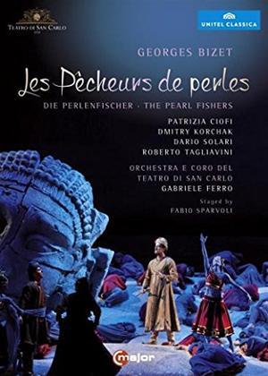 Rent Les Pêcheurs De Perles: Teatro Di San Carlo (Ferro) Online DVD Rental