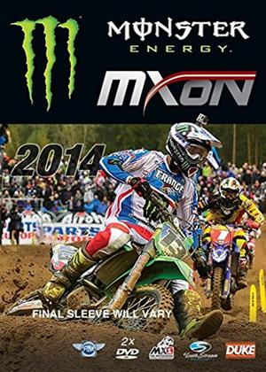 Rent Monster Energy Motocross of Nations: 2014 Online DVD Rental