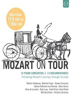 Rent Mozart on Tour Online DVD Rental