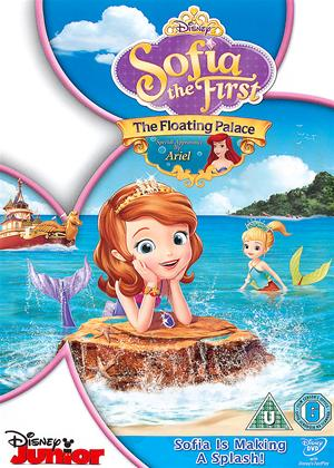Rent Sofia the First: The Floating Palace Online DVD Rental
