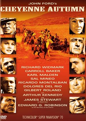 Rent Cheyenne Autumn Online DVD & Blu-ray Rental