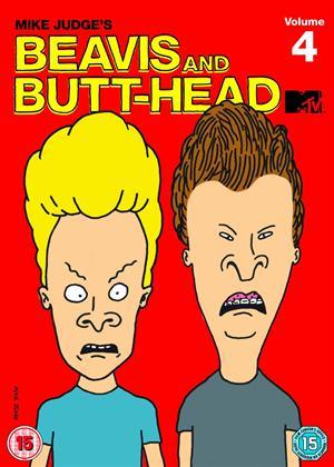 Rent Beavis and Butt-head: The Mike Judge Collection: Vol.4 Online DVD Rental