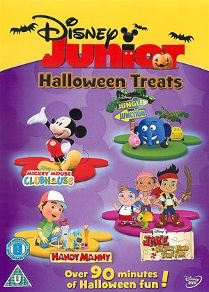 Rent Disney Junior: Halloween Treats Online DVD & Blu-ray Rental