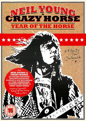 Rent Neil Young and Crazy Horse: Year of the Horse Online DVD Rental