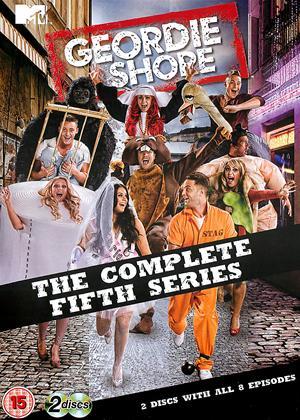 Rent Geordie Shore: Series 5 Online DVD Rental