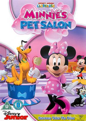 Rent Mickey Mouse Clubhouse: Minnie's Pet Salon Online DVD Rental