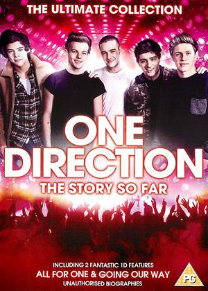 Rent One Direction: The Story So Far Online DVD Rental