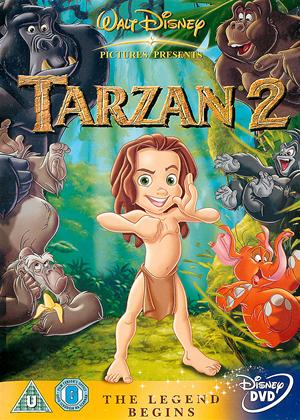 Rent Tarzan 2 Online DVD Rental