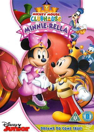 Rent Mickey Mouse Clubhouse: Minnie-Rella Online DVD Rental