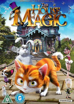 Rent The House of Magic (aka Thunder and the House of Magic) Online DVD Rental