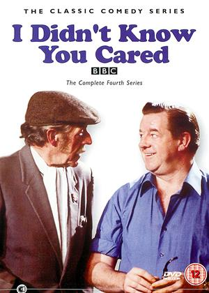 Rent I Didn't Know You Cared: Series 4 Online DVD Rental