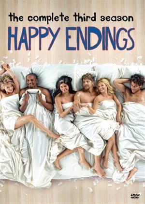 Rent Happy Endings: Series 3 Online DVD Rental