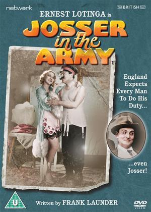 Rent Josser in the Army Online DVD Rental