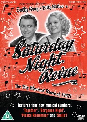 Rent Saturday Night Revue Online DVD Rental