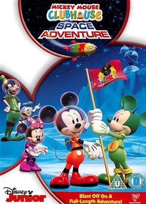 Rent Mickey Mouse Clubhouse: Space Adventure Online DVD Rental