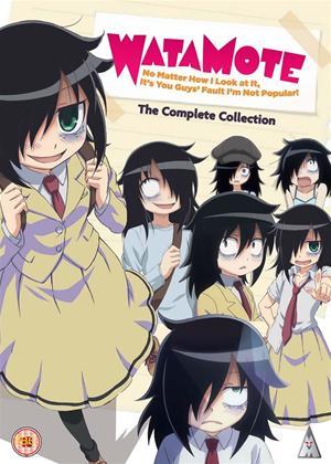 Rent WataMote: The Complete Series (aka Watashi ga Motenai no wa Dou Kangaetemo Omaera ga Warui!) Online DVD Rental