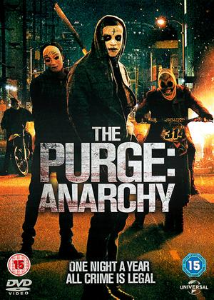 Rent The Purge: Anarchy Online DVD Rental