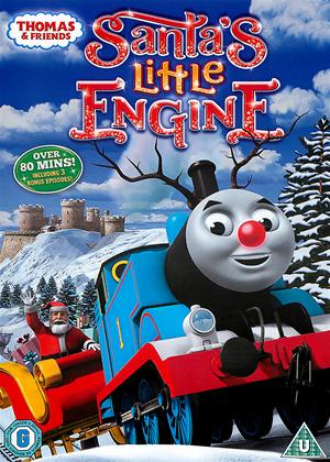 Rent Thomas and Friends: Santa's Little Engine Online DVD Rental