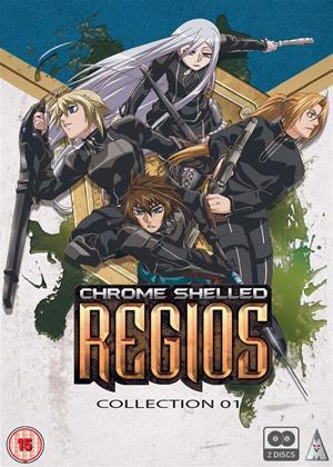 Rent Chrome Shelled Regios: Part 1 Online DVD Rental