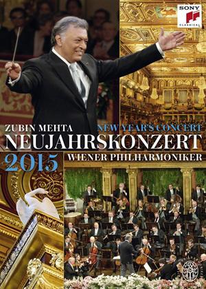 Rent New Year's Concert: 2015: Vienna Philharmonic (Barenboim) Online DVD Rental