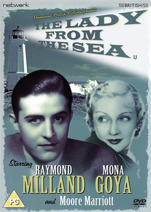 Rent The Lady from the Sea Online DVD Rental