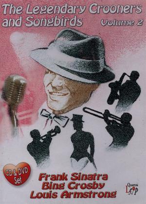 Rent The Legendary Crooners and Songbirds: Vol.2 Online DVD Rental