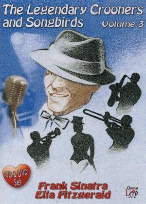 Rent The Legendary Crooners and Songbirds: Vol.3 Online DVD Rental