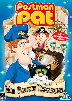 Rent Postman Pat: The Pirate Treasure Online DVD Rental