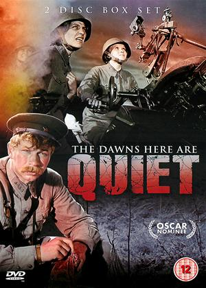 Rent The Dawns Here are Quiet (aka A zori zdes tikhie) Online DVD Rental