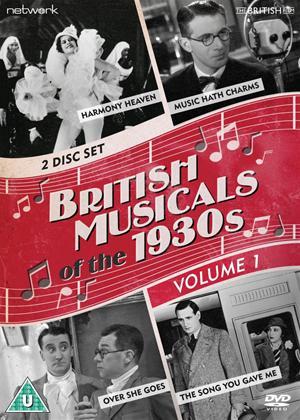 Rent British Musicals of the 1930s: Vol.1 Online DVD Rental