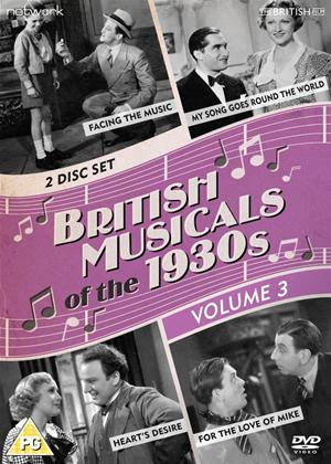 Rent British Musicals of the 1930s: Vol.3 Online DVD Rental