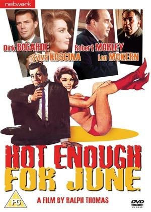 Rent Hot Enough for June Online DVD Rental