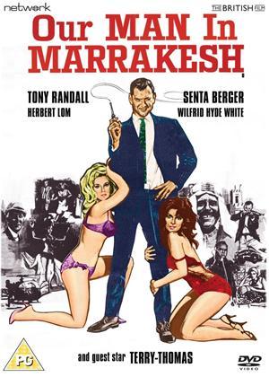 Rent Our Man in Marrakesh Online DVD Rental