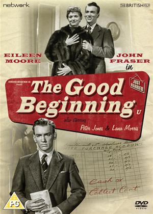Rent The Good Beginning Online DVD Rental
