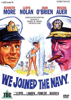 Rent We Joined the Navy Online DVD Rental