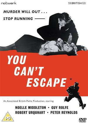 Rent You Can't Escape Online DVD Rental