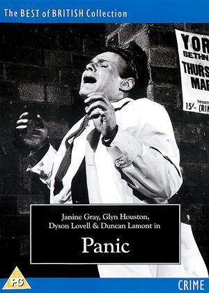 Rent Panic Online DVD Rental