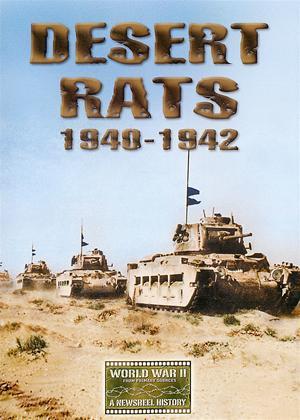 Rent Desert Rats 1940-1942 Online DVD Rental