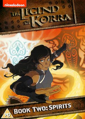 Rent The Legend of Korra: Book 2: Spirits Online DVD Rental
