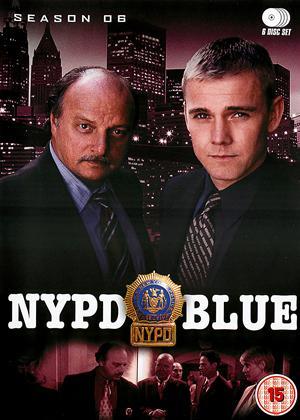 Rent NYPD Blue: Series 6 Online DVD Rental