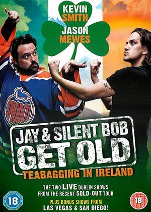 Rent Jay and Silent Bob Get Old: Teabagging in Ireland Online DVD Rental
